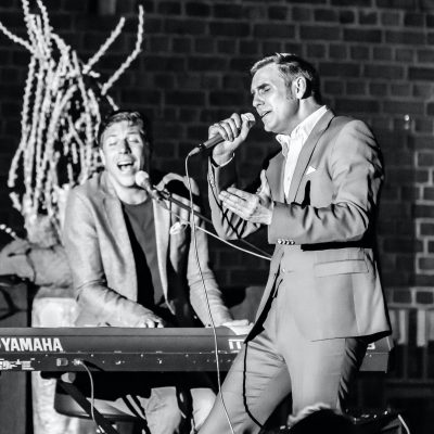 Teddy und Benny Live on Stage
